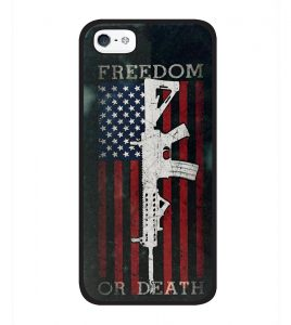 iPhone 5/5s AR-15 American Flag