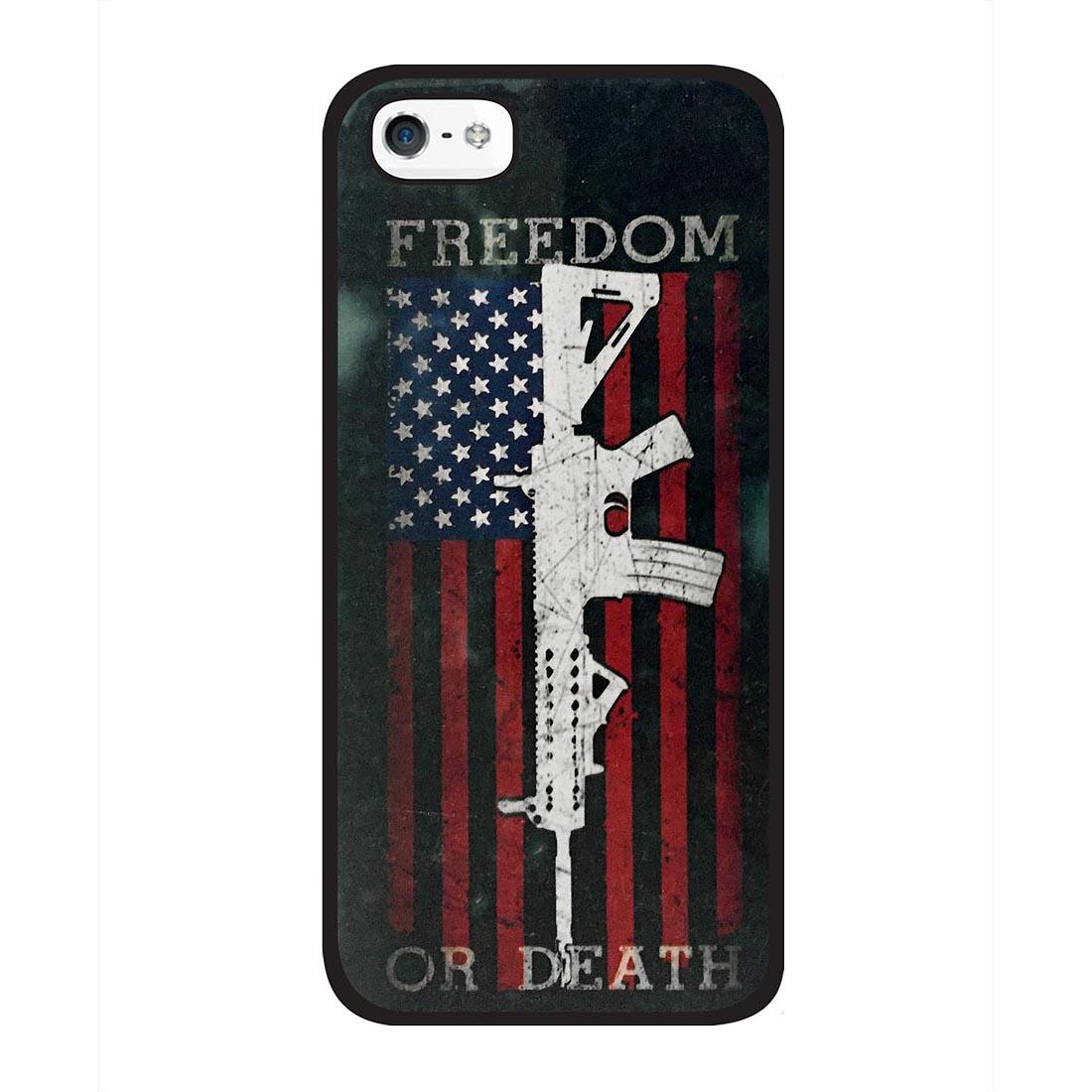 iPhone 5/5s AR-15 American Flag