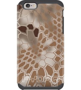 iPhone 5/S Case w/ Kryptek Camo, by FYDAQ