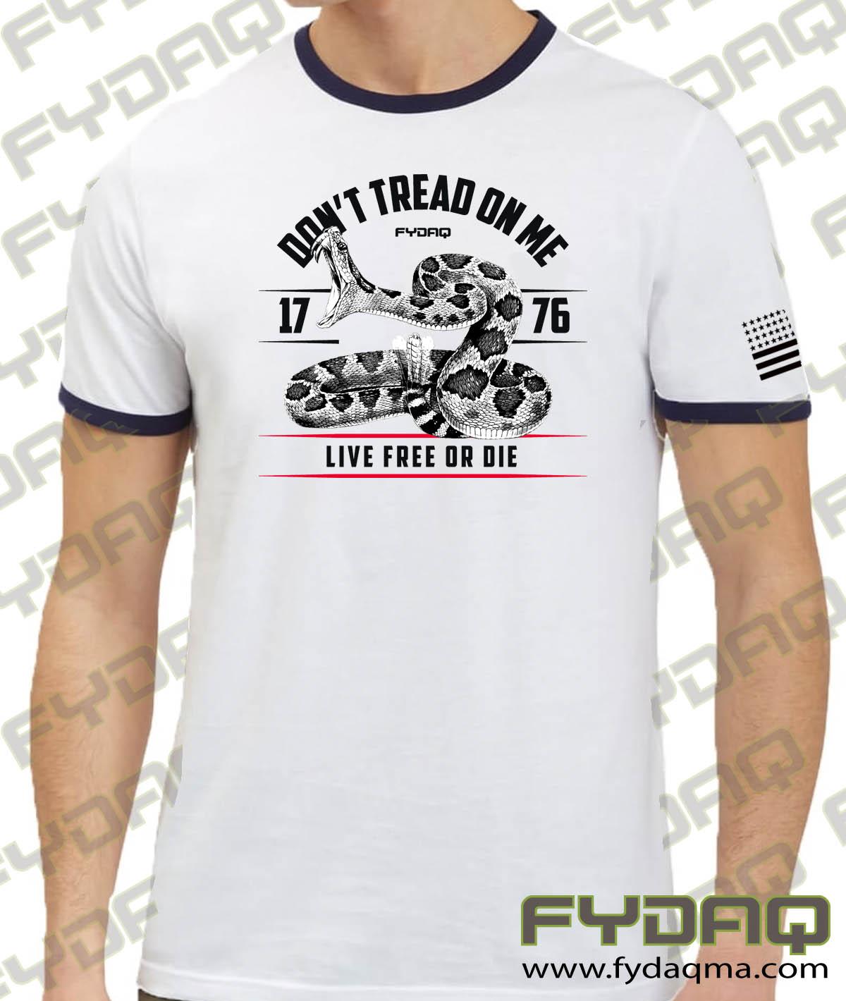 dont-tread-on-me-ringer-white-black-tshirt-FYDAQ
