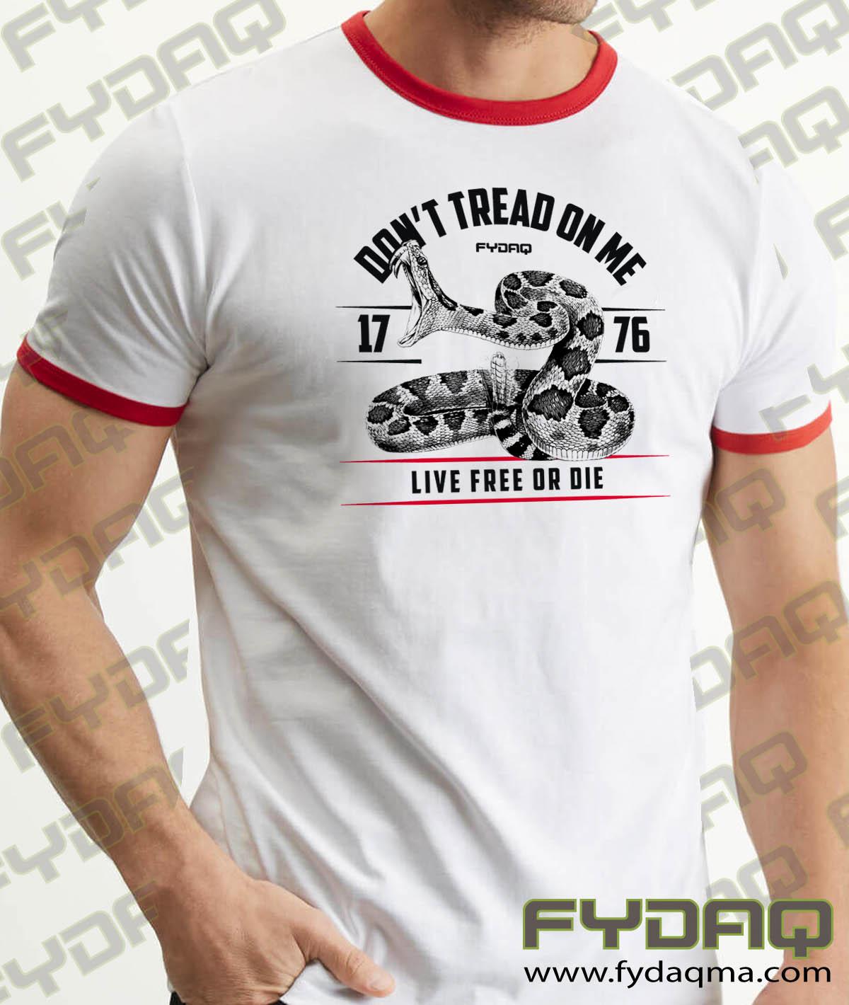 dont-tread-on-me-ringer-white-red-tshirt-FYDAQ