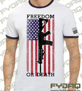freedom-or-death-ringer-white-black-tshirt-FYDAQ