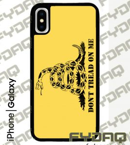 gadsden-flag-don't-tread-on-me-iPhone-X-fydaq