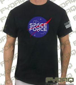 space-force-nasa-black-tshirt